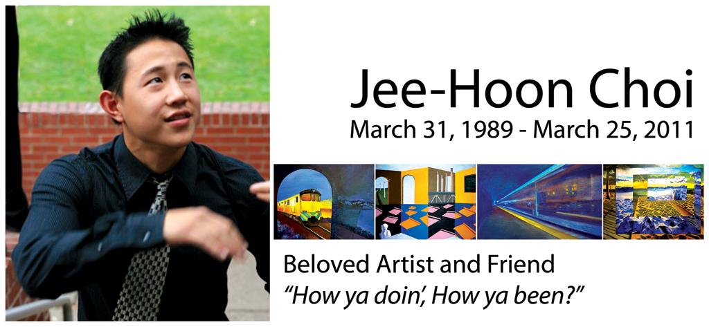 Memorial Exhibition: Jee-Hoon Choi 1989-2011