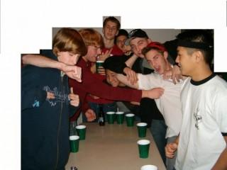 Jee Beer Pong